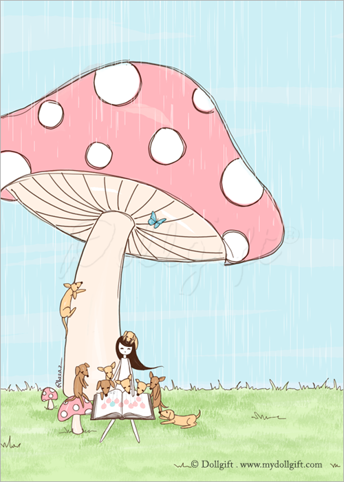 Under The Mushroom