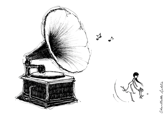 Grandma's Gramophone