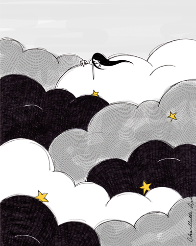 Picking A Falling Star