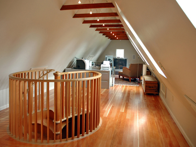 Create living space in your attic best of nj general for Attic remodel