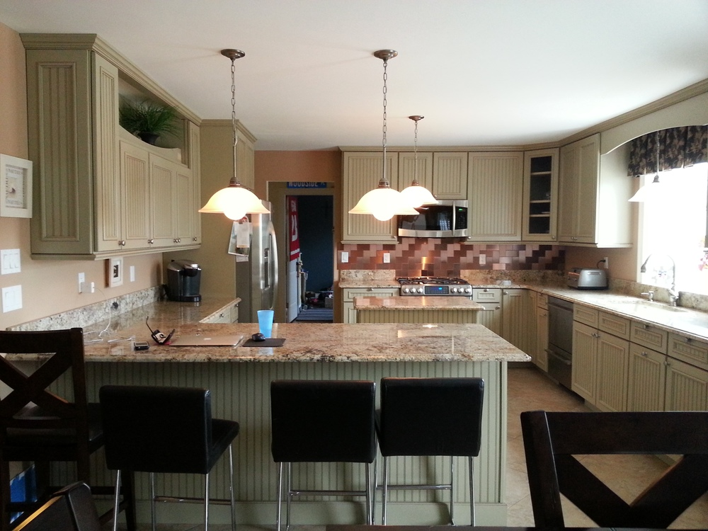 Kitchens — Best of NJ General Contractors | CnS ... - photo#36
