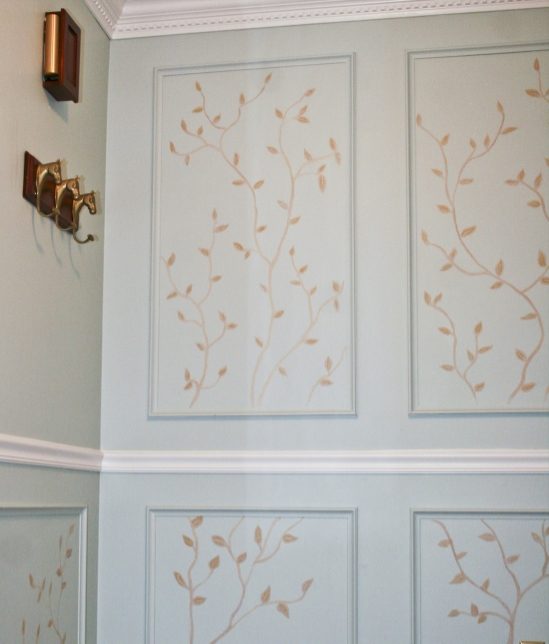 Project: Interior Decorative Trim & Molding