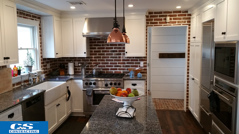 Kitchens — Best of NJ General Contractors | CnS ... - photo#40