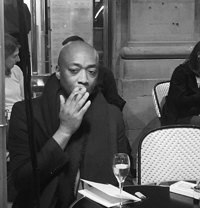 @lansking IN PARIS @lenemoursparis - photo by @anaisdecontades . . . . . . . . @lansking @anaisdecontades #lansking #anaisdecontades #artistandmusemagazine #romanticrebellion #contemporaryart #tate #moma #artforum #friezemagazine #contemporaryartcollector #artbasel #artnet #artsy #newyorktimes #sadiecoles #gagosian #whitecube #lofficiel #vogue #numeromagazine #dazedandconfused #gq #esquire #collectorshomes #katemoss #karllagerfeld #peterlindbergh #mariotestino