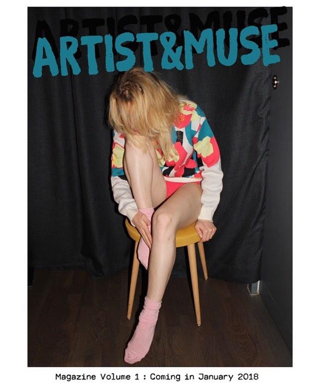 COMING SOON!!! ARTIST&MUSE Magazine 📕🥂🎨💋🎉💌🎈 📸The Romantic Rebel @anaisdecontades by @lansking . . . . . . #anaisdecontades #FleurSucette #lansking #RomanticRebellion #contemporaryart #artistandmuse #muse #wmagazine #vogue #elle #harpersbazaar #vanityfair #esquire #dazedandconfused #anothermagazine #lofficiel #numeromagazine #tmagazine #katemoss #karllagerfeld #colette  #jurgenteller #gillesbensimon #helmutnewton #peterlindbergh #theartgorgeous #artnet