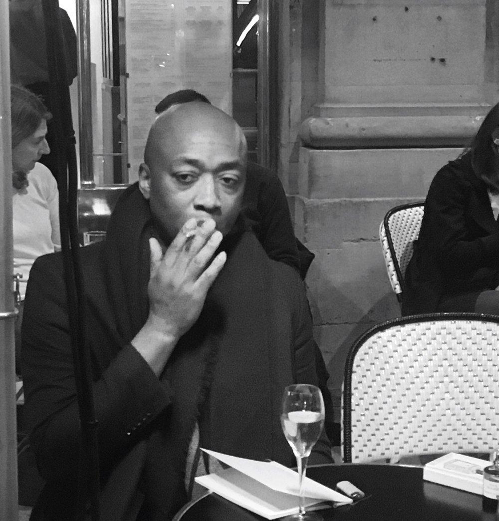 Copy of Lans King in Paris