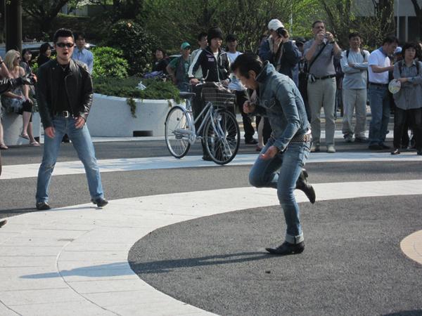 Yoyogi Park Greasers