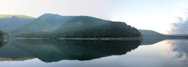Lake Tanuki Panorama