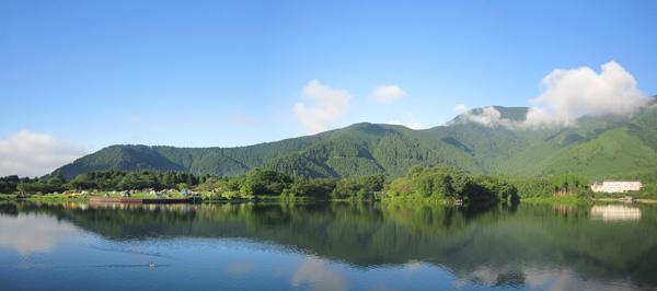 Another Lake Tanuki panorama