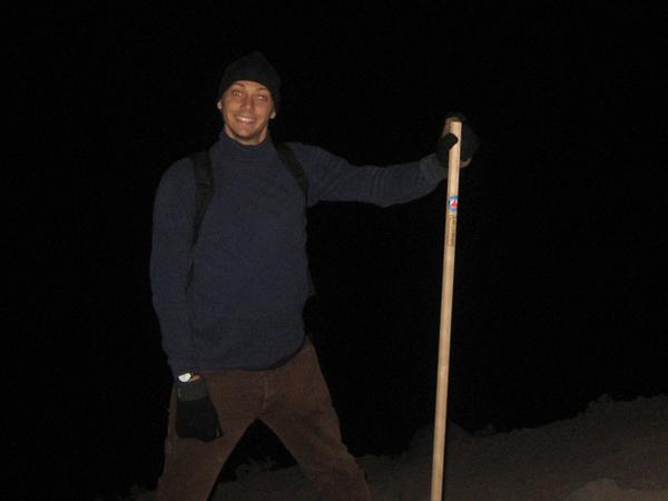 I had no idea how stupid I was to climb such a stupid mountain