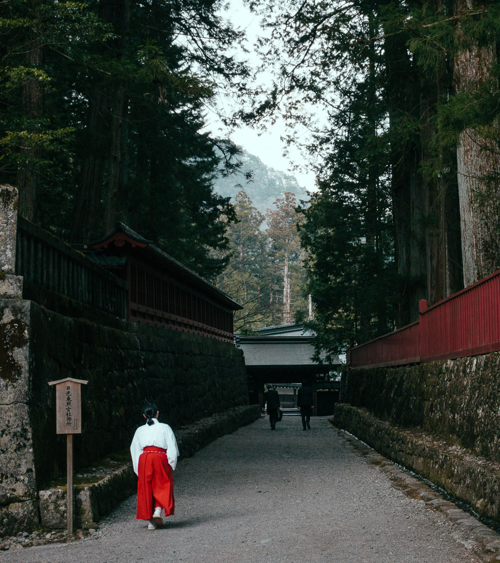 Nikko tour guide