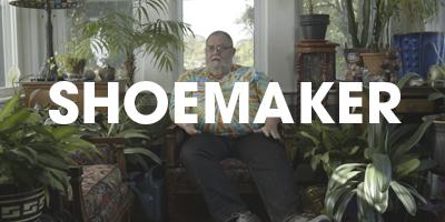 A telephone repair man follows his dream:designing women's shoes