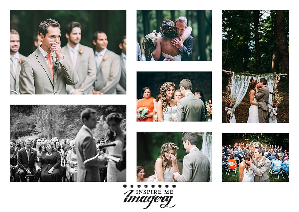 Emotional ceremonies are always so rewarding to photograph. All those beautiful little moments...