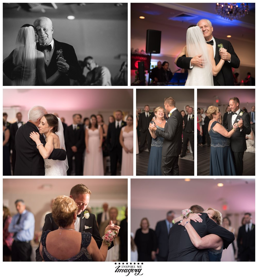 Parent dances are always emotional, even for the photographers taking the pictures.