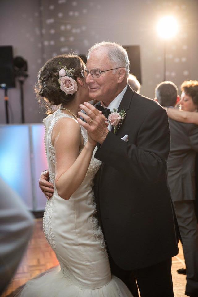 Emily Ebo - The DJ played the right song as the last dance ❤️