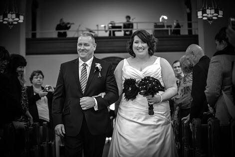 Laura Kay Hurley - Love this idea! Sharing two photos that I think are special that you took at my wedding. My dad and I as he gave me away and also one you took that my husband loves with him, his father, my father and stepfather. Happy Father's Day!