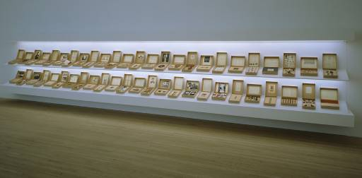 Susan Hiller,  From the Freud Museum , 1994-96
