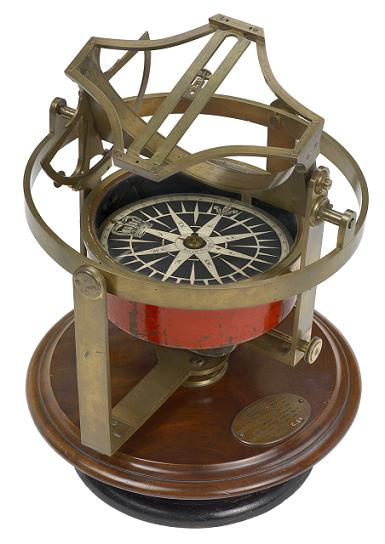 Old: Azimuth compass by Ralph Walker