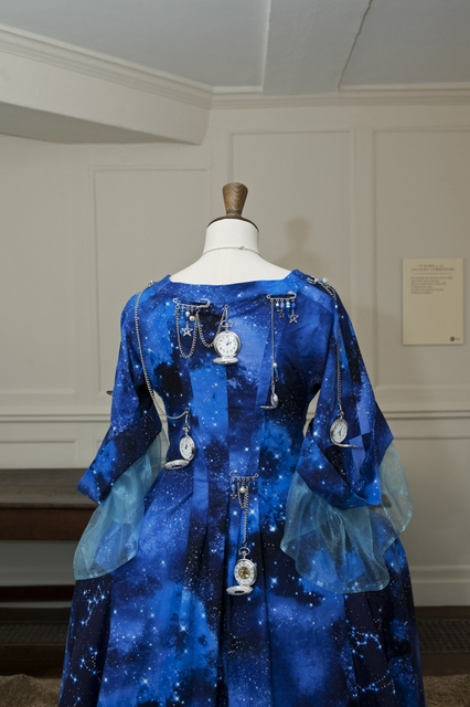 New: Constellation Gown by Karen (Lady Elsie) Grover