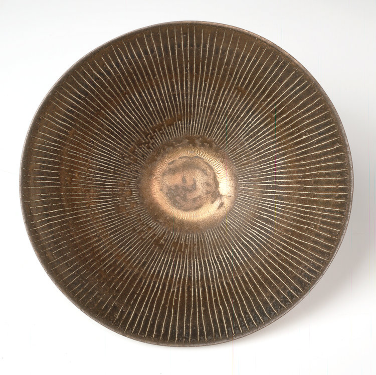 Bowl by Lucie Rie, Crafts Centre Collection, P74.52.