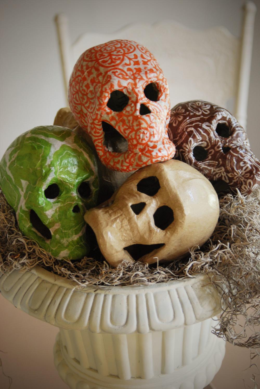 glamour skulls