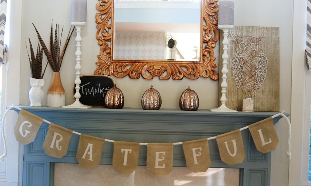 Gratitude Banner via Nest