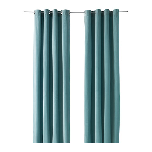 Sanela curtains from IKEA