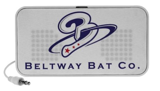 Beltway Bat Company Notebook Speakers