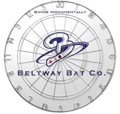Beltway Bat Company Dartboard