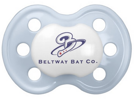 Beltway Bat Company Baby Pacifier