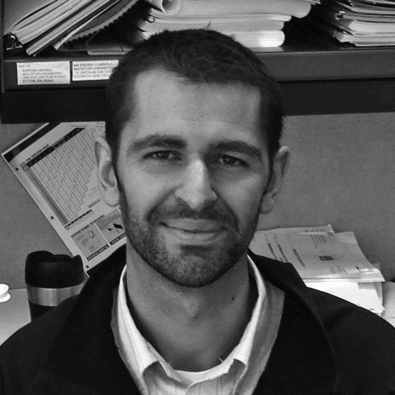Stephen V. LaBriola, P.E. project manager slabriola@macintosheng.com