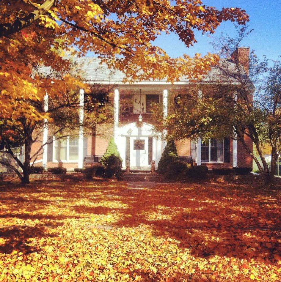 SAE House Photo Credit: Ethan Maltz