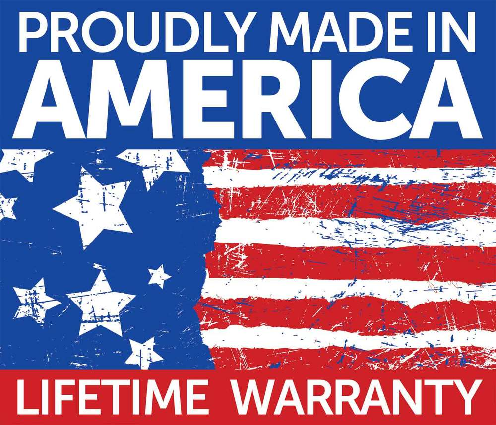 MUNIO is proudly Made in America with a Lifetime Warranty