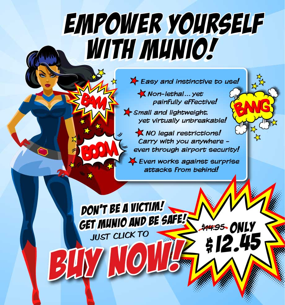 empower yourself with MUNIO