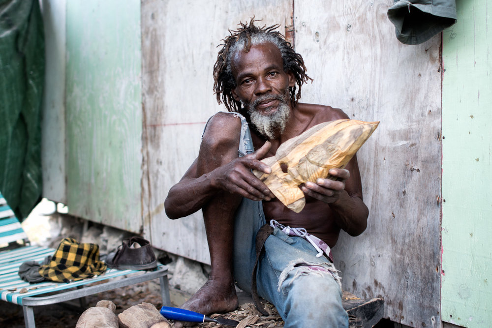 The Woodcutter, Jamaica