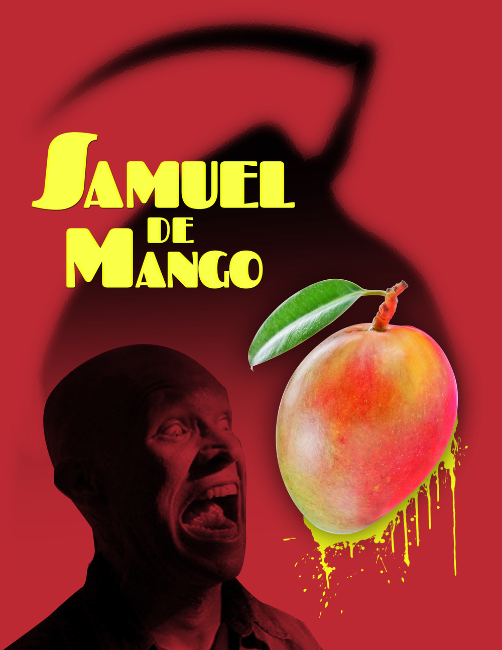 Samuel de Mango Movie Poster