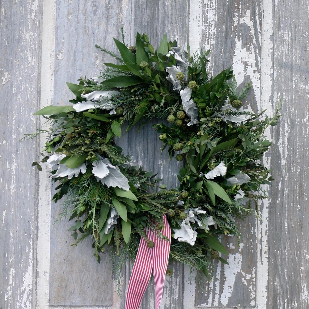 Wreath Making : December 8