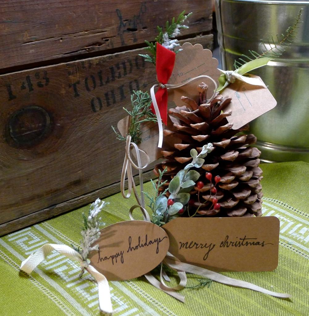 Tags & Ribbon : December 17