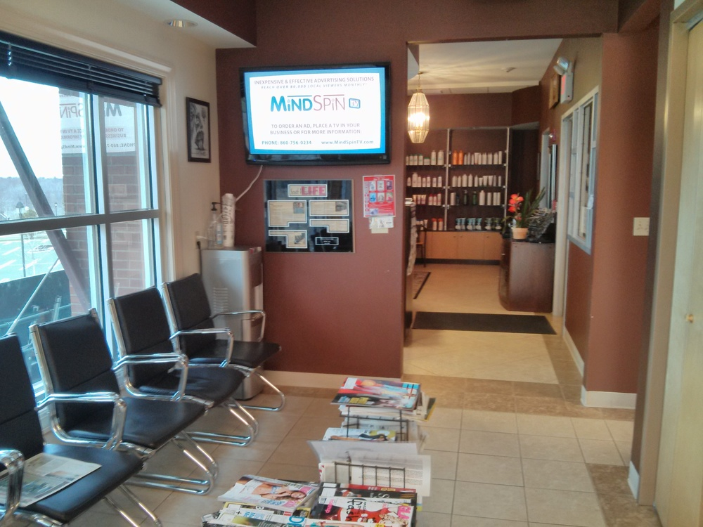 Vision Salon and Spa, S. Windsor, CT