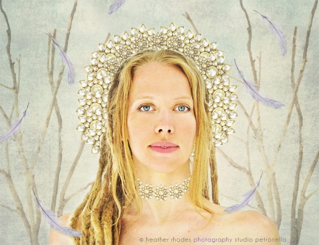%22feathered forest goddess%22 © 2013 heather rhodes studio petronella all rights reserved low rez 500pxh.jpg