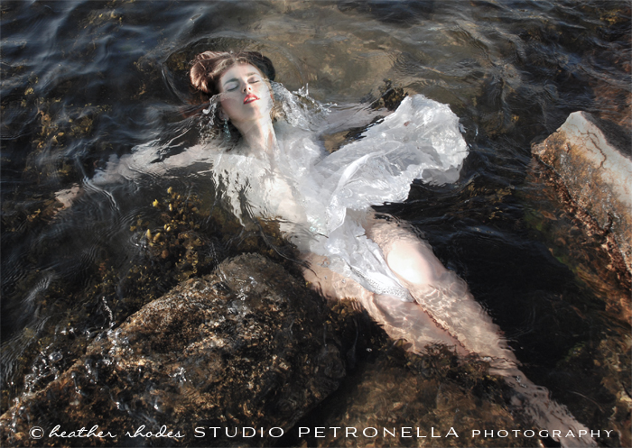 surrender into the seaweed 1 © 2015 heather rhodes studio petronella all rights reserved