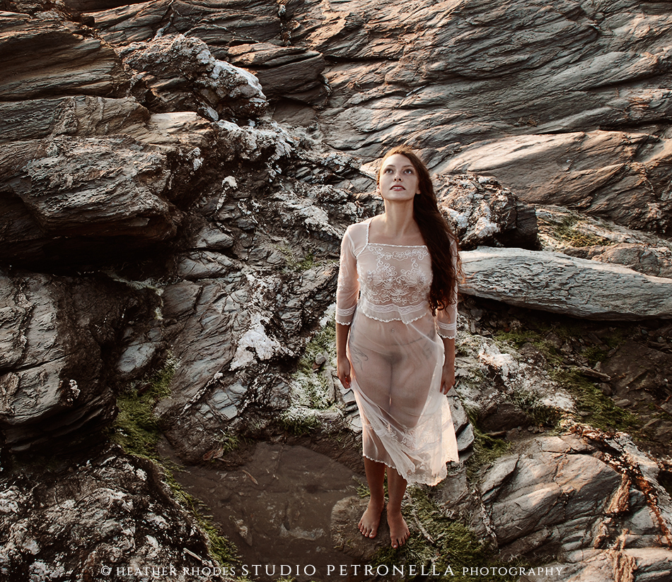emily beavertail sheer 1 © heather rhodes studio petronella all rights reserved