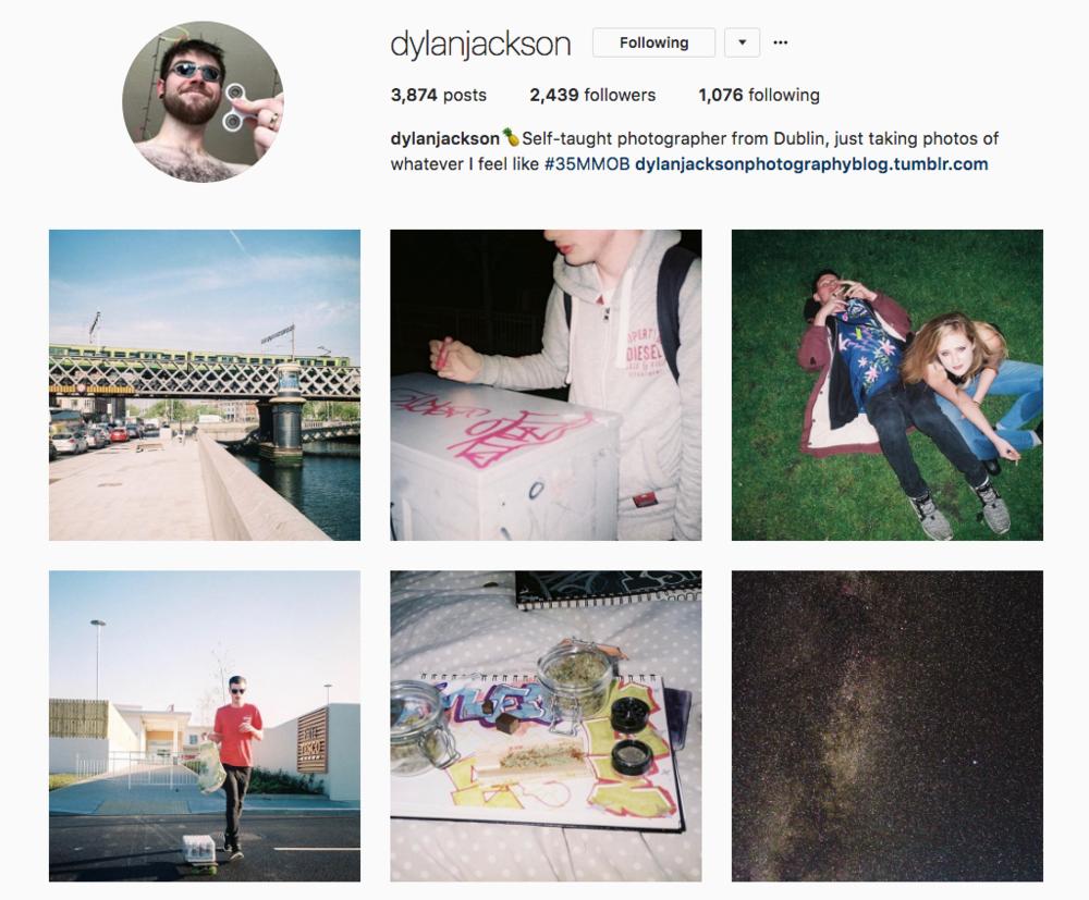 Dylan Jackson