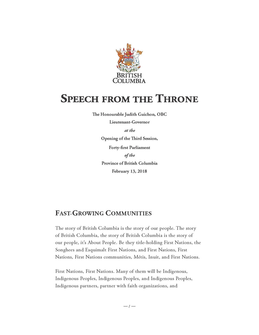 Speech from the Throne 2018 FINAL_Page_01.jpg