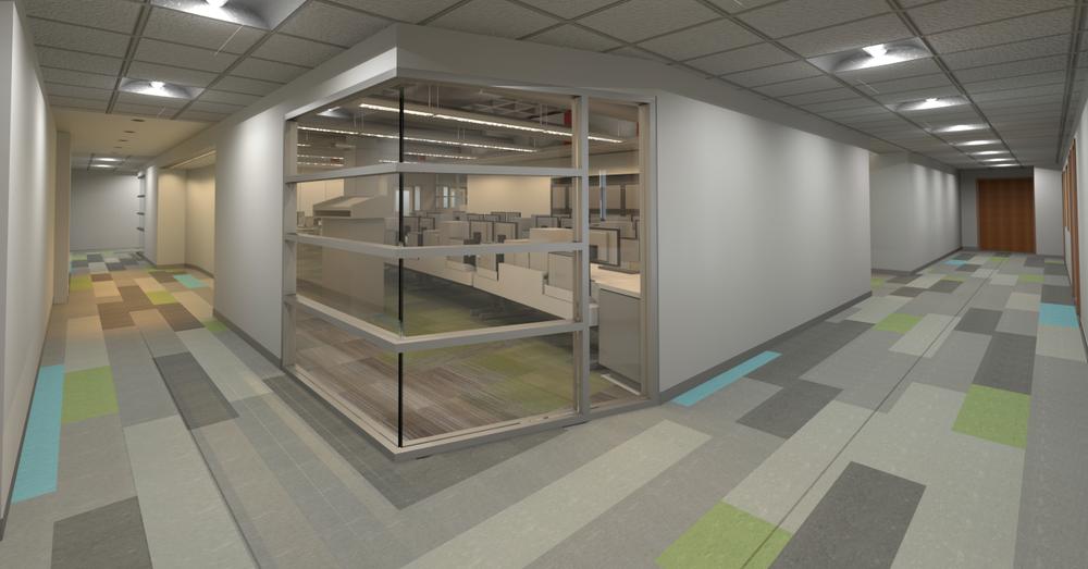 Northeastern University Ece Classroom Renovation Linea 5