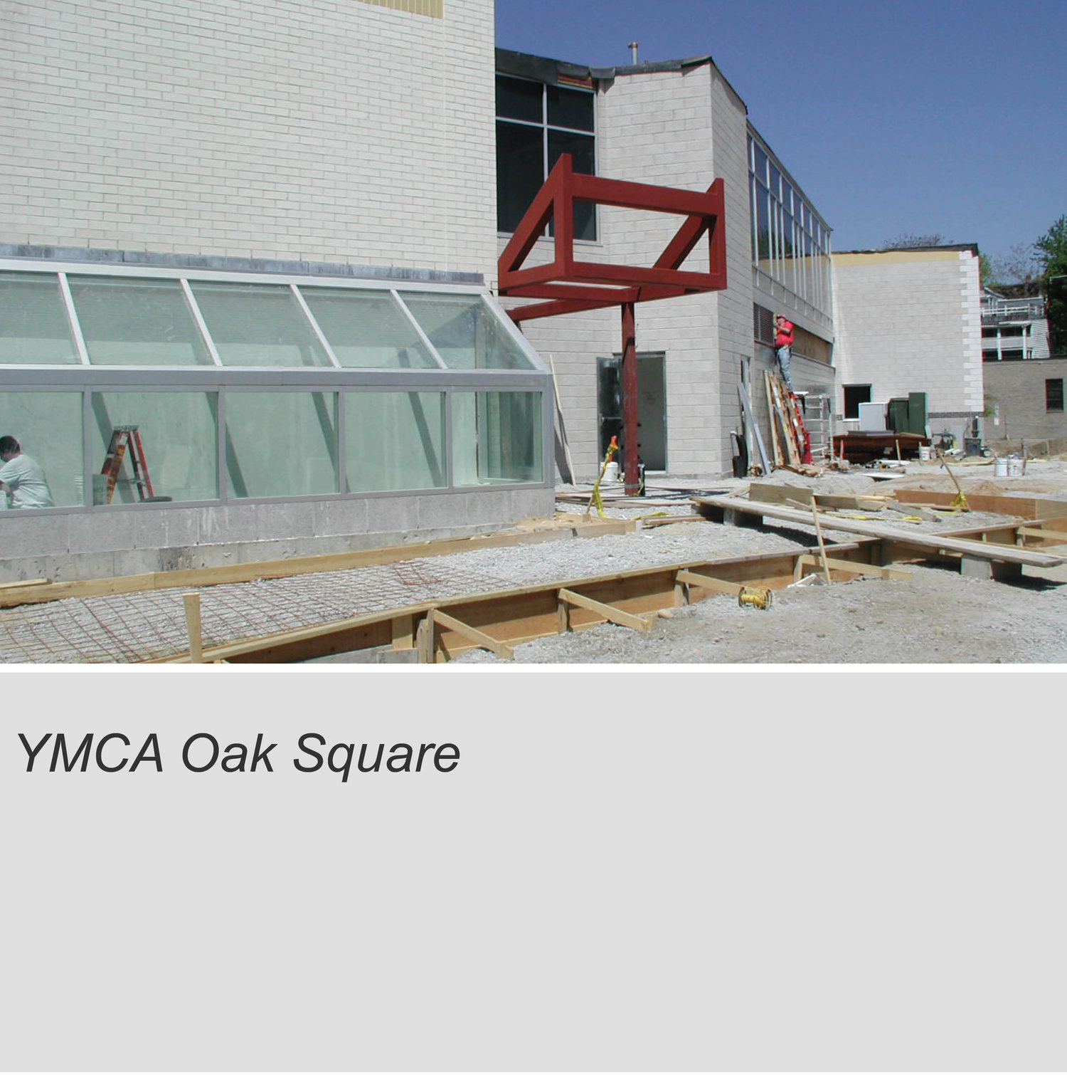 ymca oak square structural — linea 5, inc.