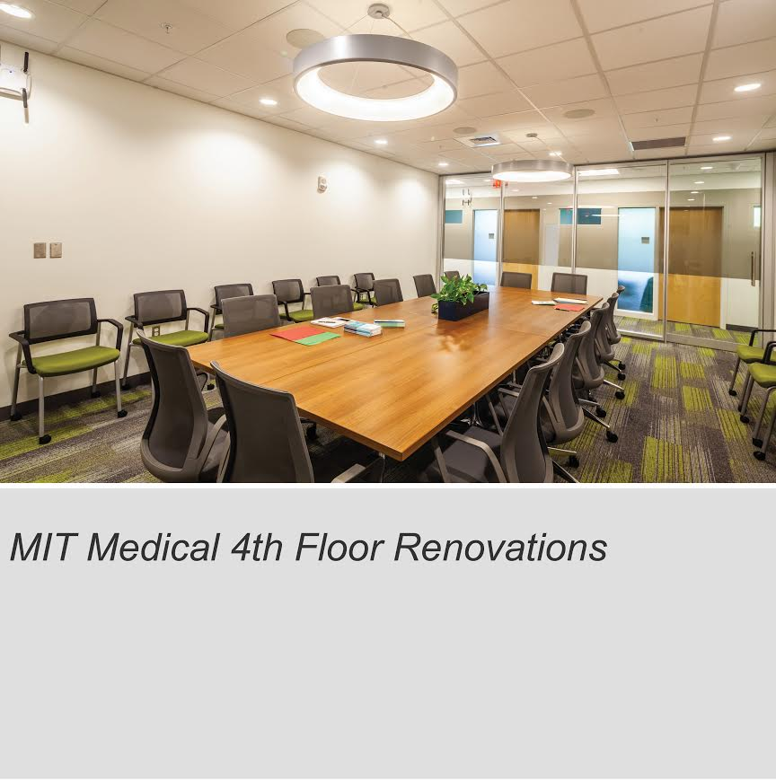 MIT Med 4th Floor