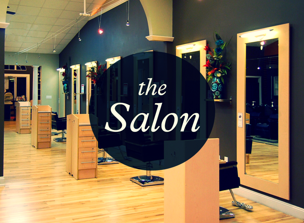 Enter the Salon