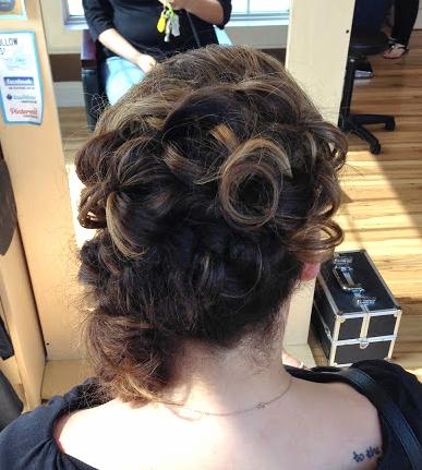Side braid by Brie