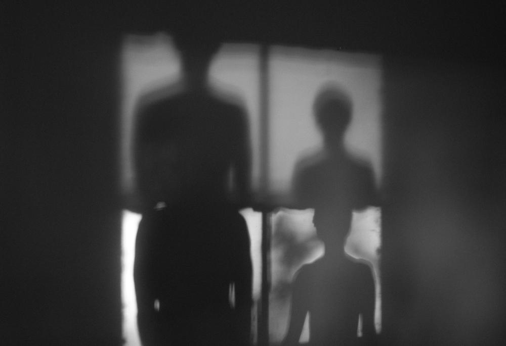 Beginning as shadows